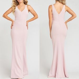 Show Me Your Mumu Morgan Vintage Rose Mermaid Gown